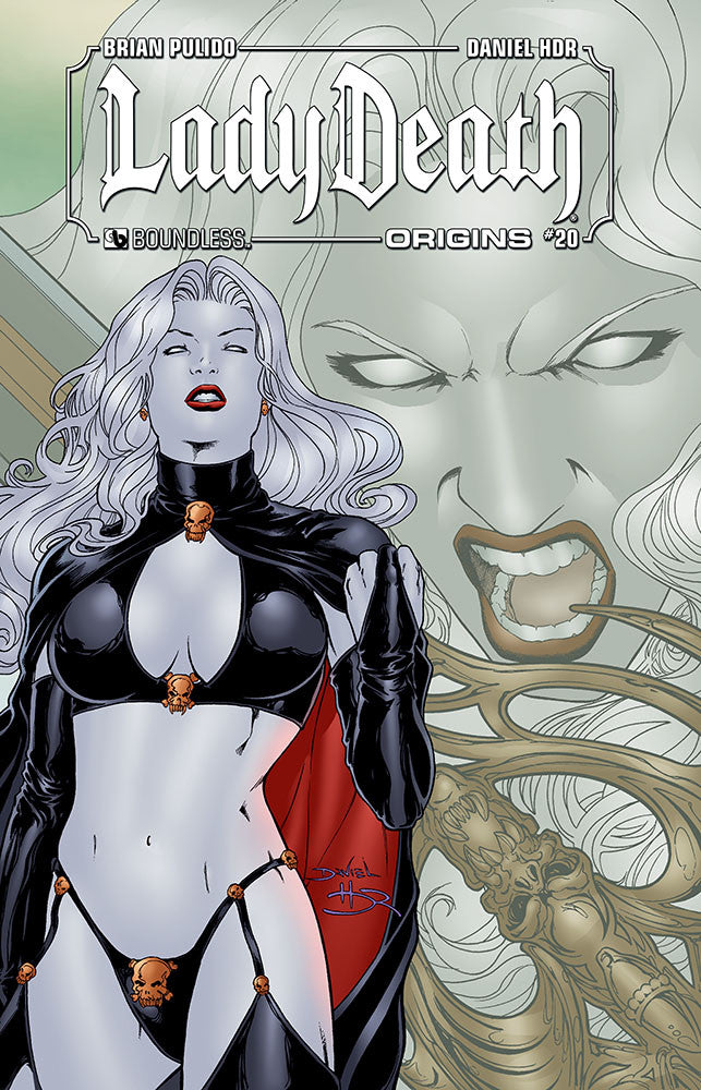 LADY DEATH: Origins #20 - Digital Copy