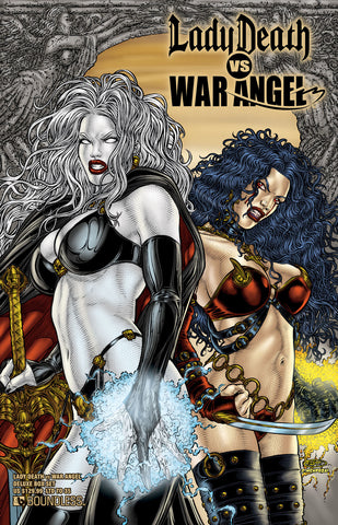 LADY DEATH vs WAR ANGEL DELUXE BOX SET