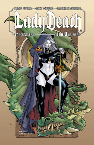 LADY DEATH #0 Slayer