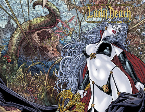 LADY DEATH #0 Wraparound
