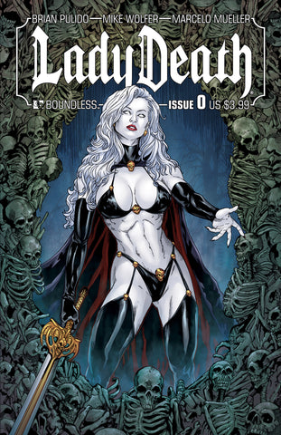 LADY DEATH #0 - Digital Copy