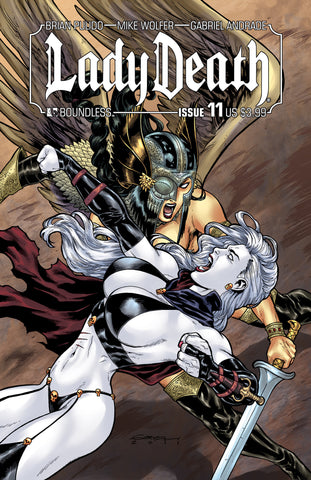 LADY DEATH #11 - Digital Copy