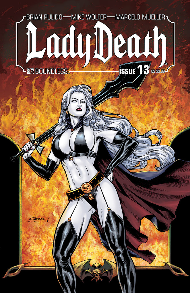 LADY DEATH #13 - Digital Copy