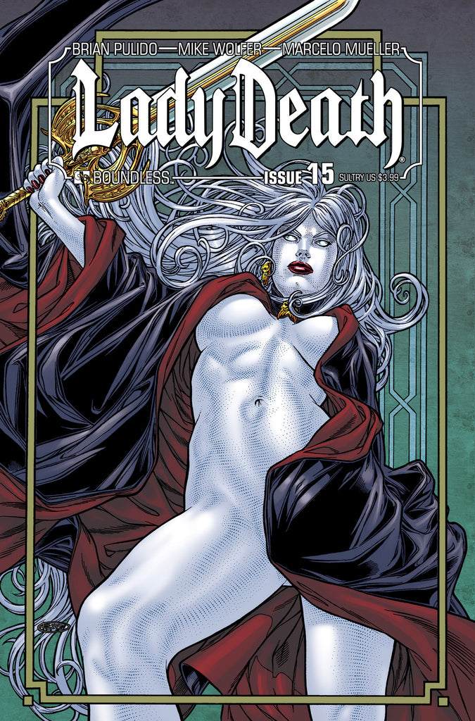 LADY DEATH #15 SULTRY