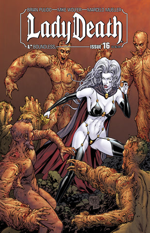 LADY DEATH #16 - Digital Copy