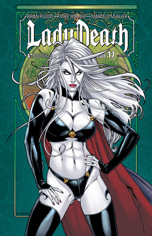 LADY DEATH #17 - Digital Copy