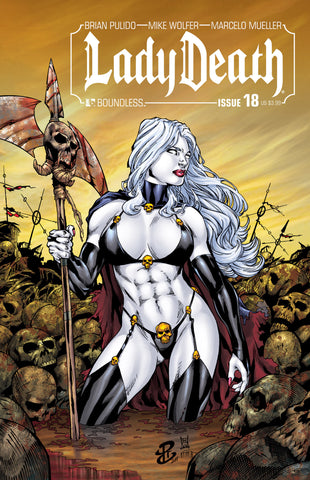 LADY DEATH #18 - Digital Copy