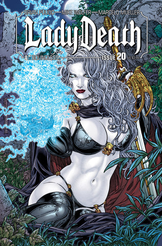 LADY DEATH #20 - Digital Copy