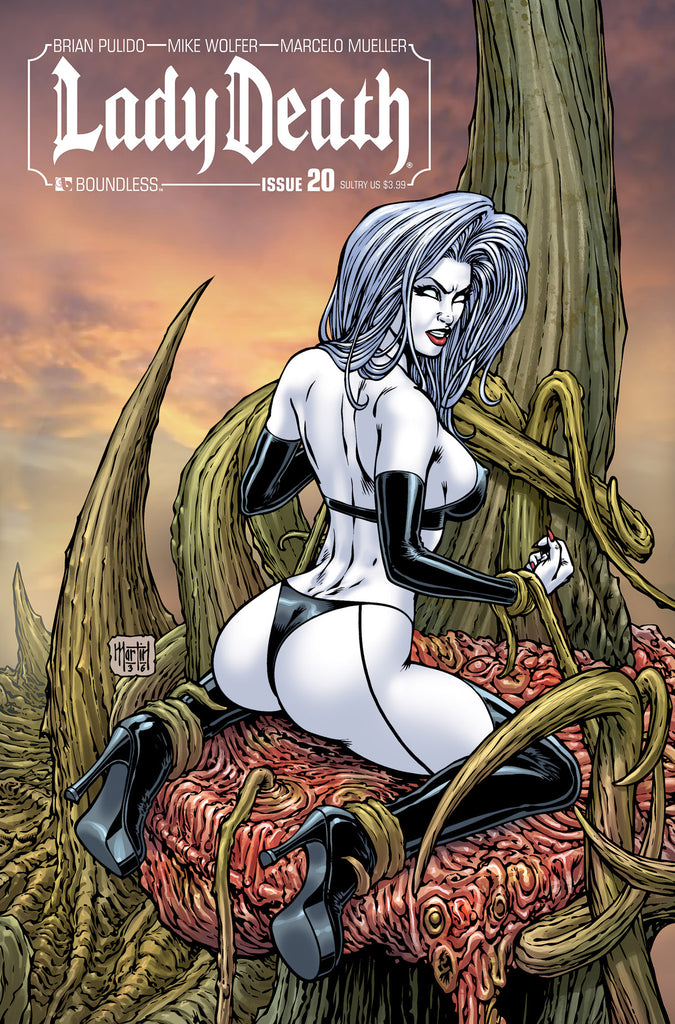 LADY DEATH #20 SULTRY