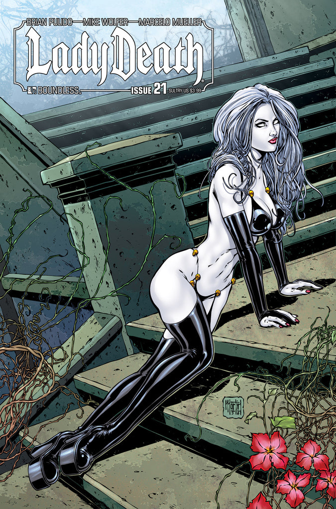 LADY DEATH #21 SULTRY