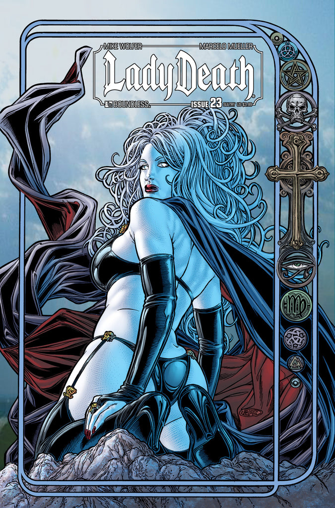 LADY DEATH #23 SULTRY