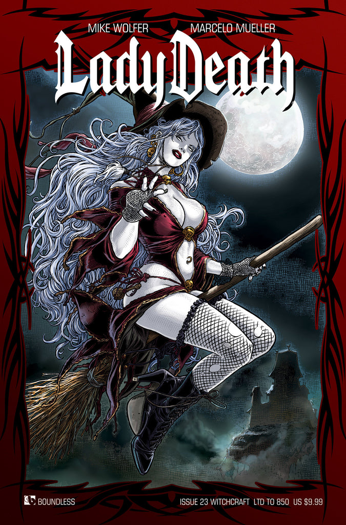 LADY DEATH #23 WITCHCRAFT