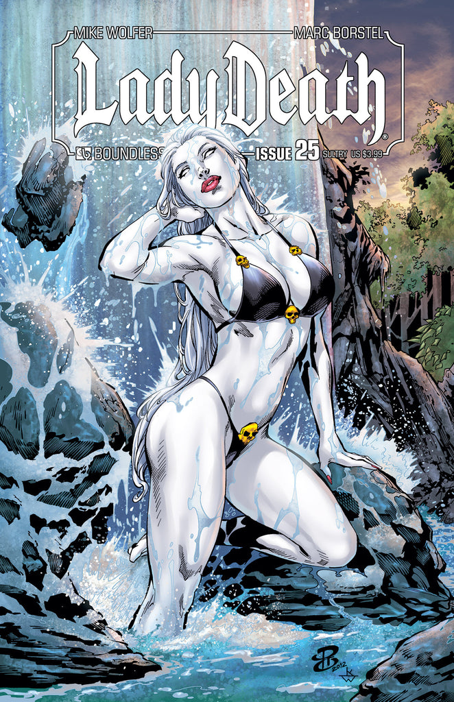 LADY DEATH #25 SULTRY