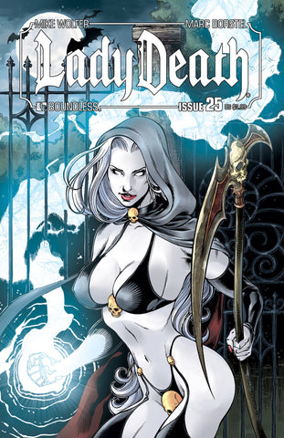 LADY DEATH #25 - Digital Copy