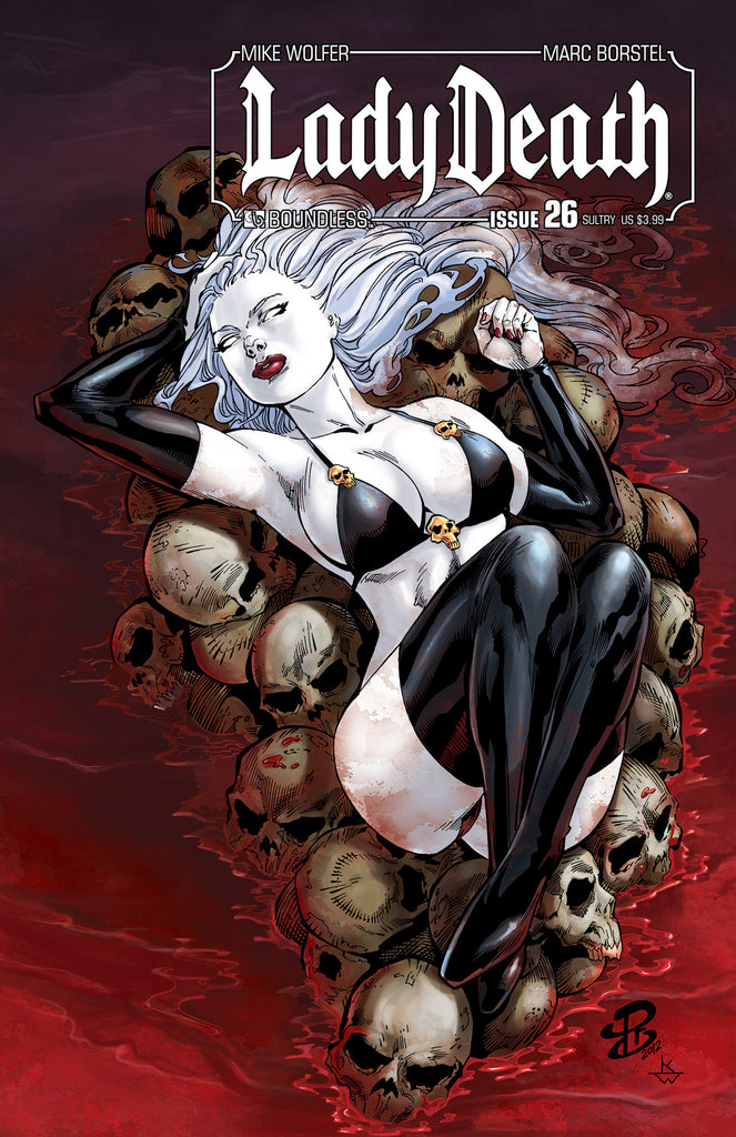 LADY DEATH #26 SULTRY