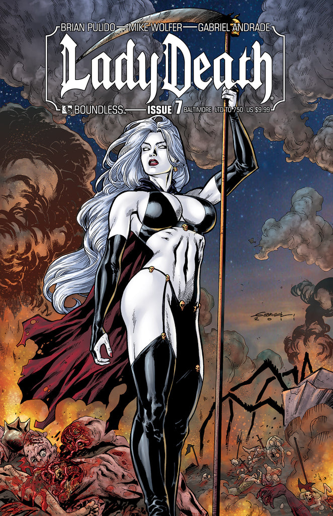 LADY DEATH #7 BALTIMORE