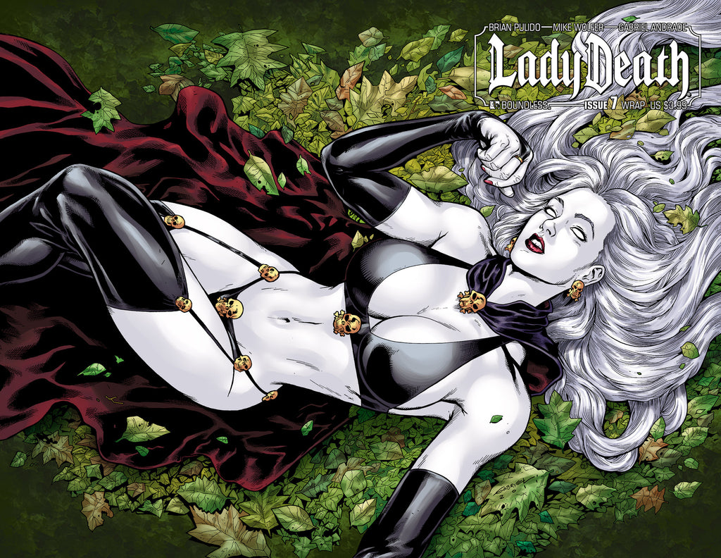 LADY DEATH #7 Wraparound