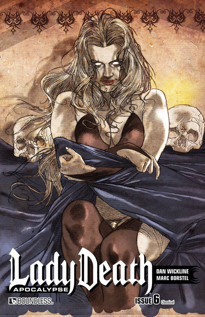 LADY DEATH: APOCALYPSE #6 Classical