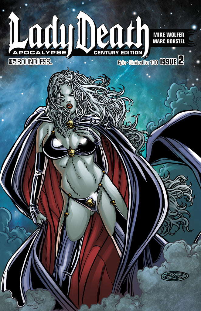 LADY DEATH: APOCALYPSE #2 Century Epic