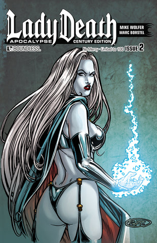 LADY DEATH: APOCALYPSE #2 Century No Mercy