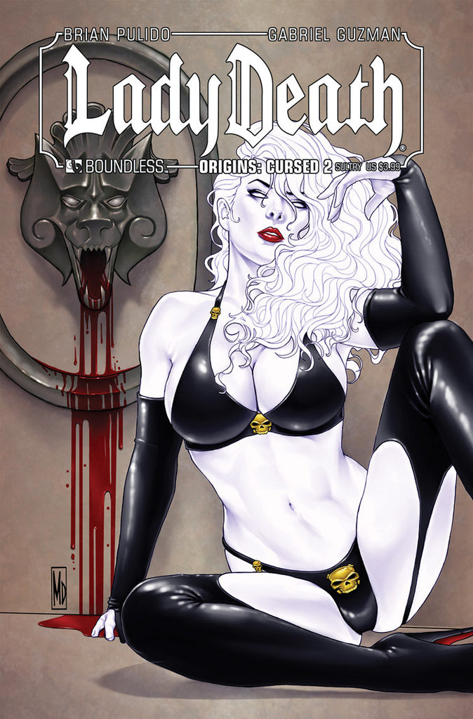 LADY DEATH ORIGINS: CURSED #2 Sultry