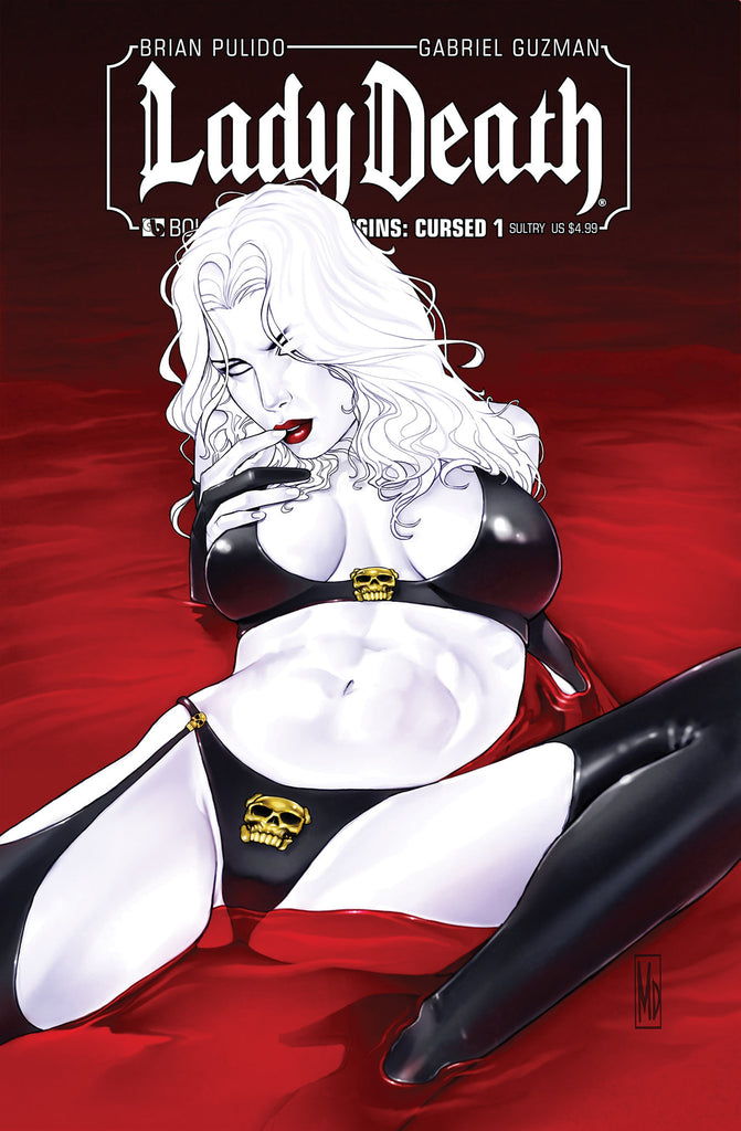 LADY DEATH ORIGINS: CURSED #1 Sultry