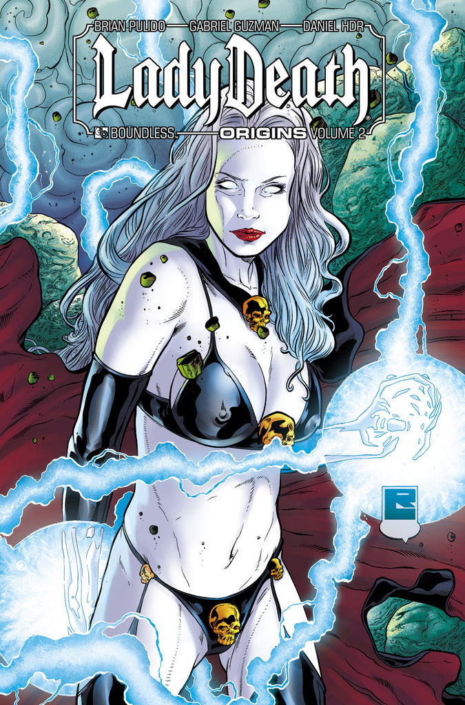 LADY DEATH: ORIGINS Vol 2 TPB