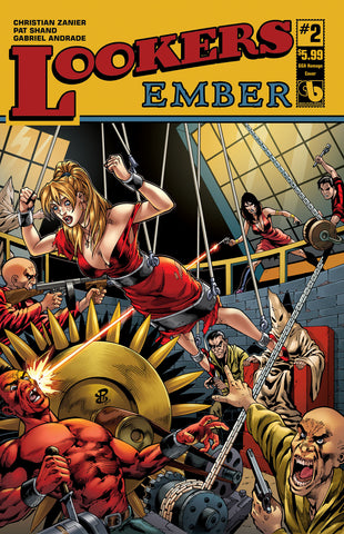 LOOKERS: EMBER #2 GGA Homage