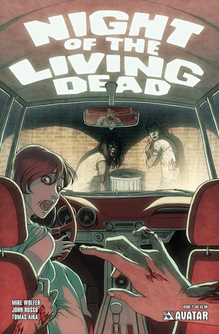 NIGHT OF THE LIVING DEAD #2 - Digital Copy