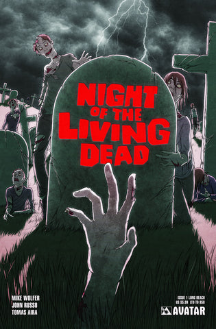 Night of the Living Dead #1 Long Beach