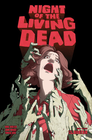 NIGHT OF THE LIVING DEAD #1 - Digital Copy