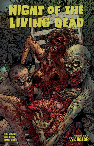NIGHT OF THE LIVING DEAD #2 Gore
