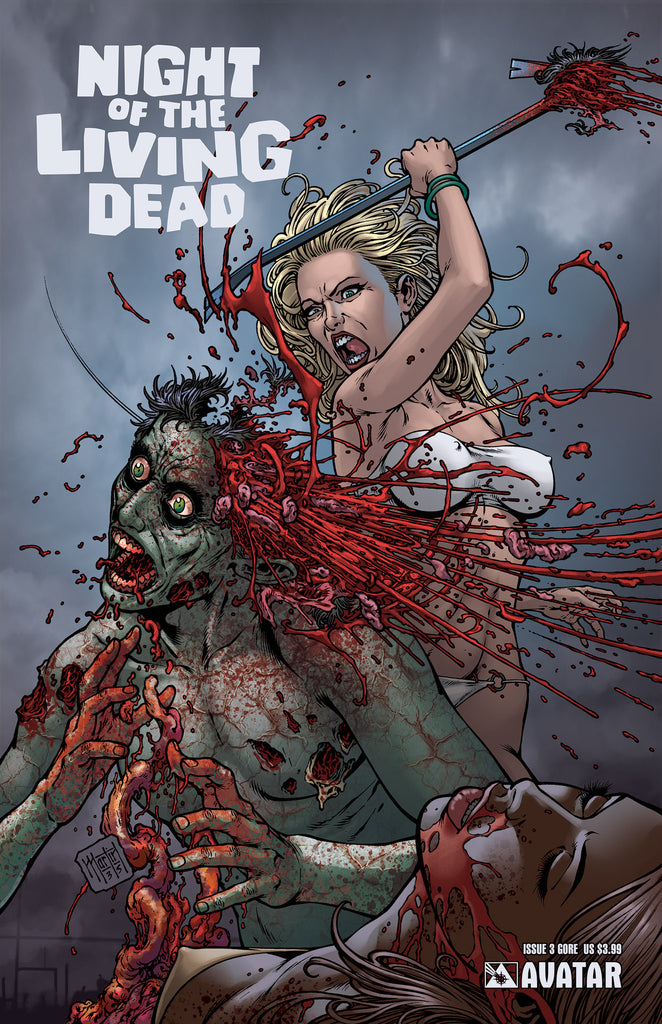 NIGHT OF THE LIVING DEAD #3 Gore