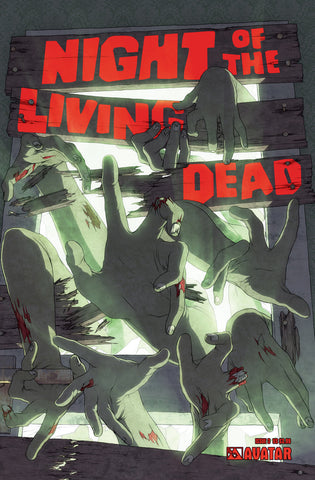 NIGHT OF THE LIVING DEAD #3 - Digital Copy