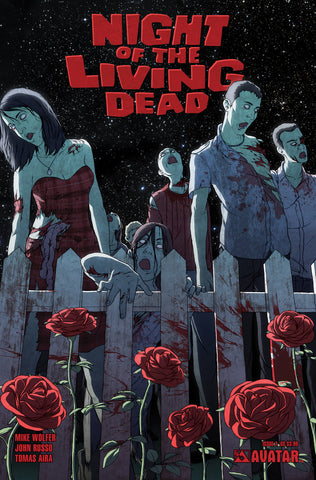 NIGHT OF THE LIVING DEAD #4 - Digital Copy