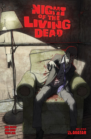 NIGHT OF THE LIVING DEAD #5 - Digital Copy