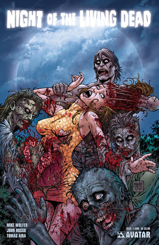 NIGHT OF THE LIVING DEAD #5 Gore