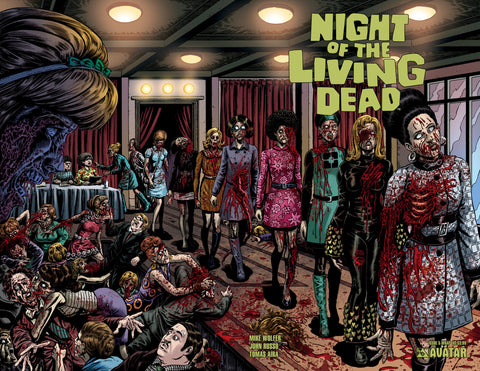 NIGHT OF THE LIVING DEAD #5 Wraparound