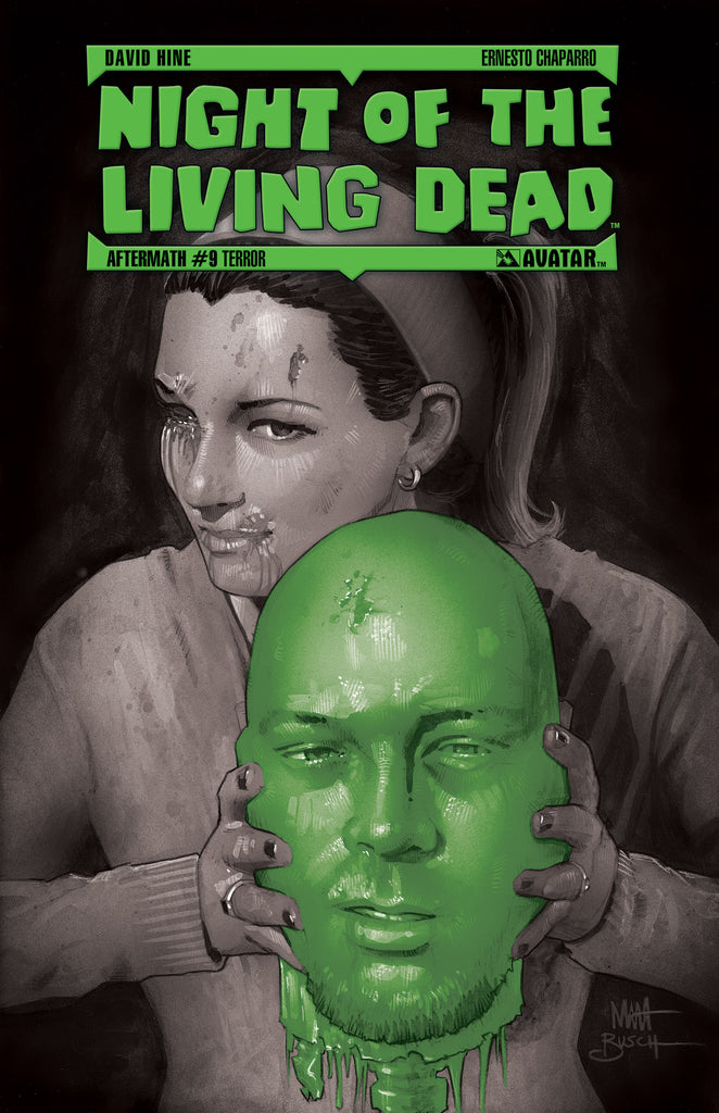 NIGHT OF THE LIVING DEAD: AFTERMATH #9 TERROR ORDER INCENTIVE CO