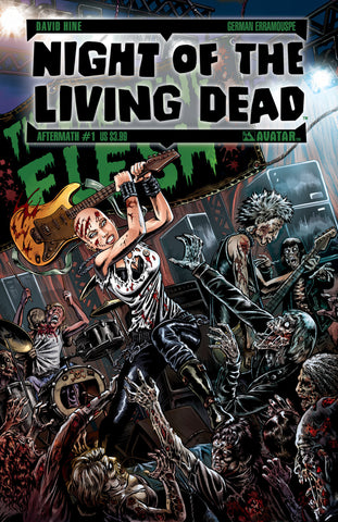 NIGHT OF THE LIVING DEAD: AFTERMATH #1 - Digital Copy