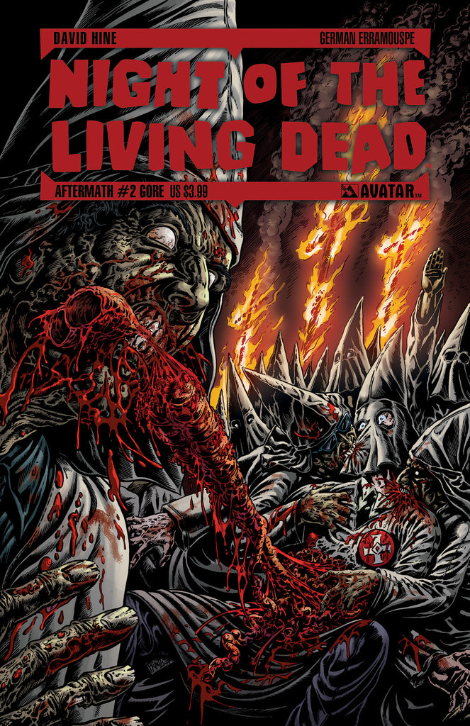 NIGHT OF THE LIVING DEAD: AFTERMATH #2 GORE CVR