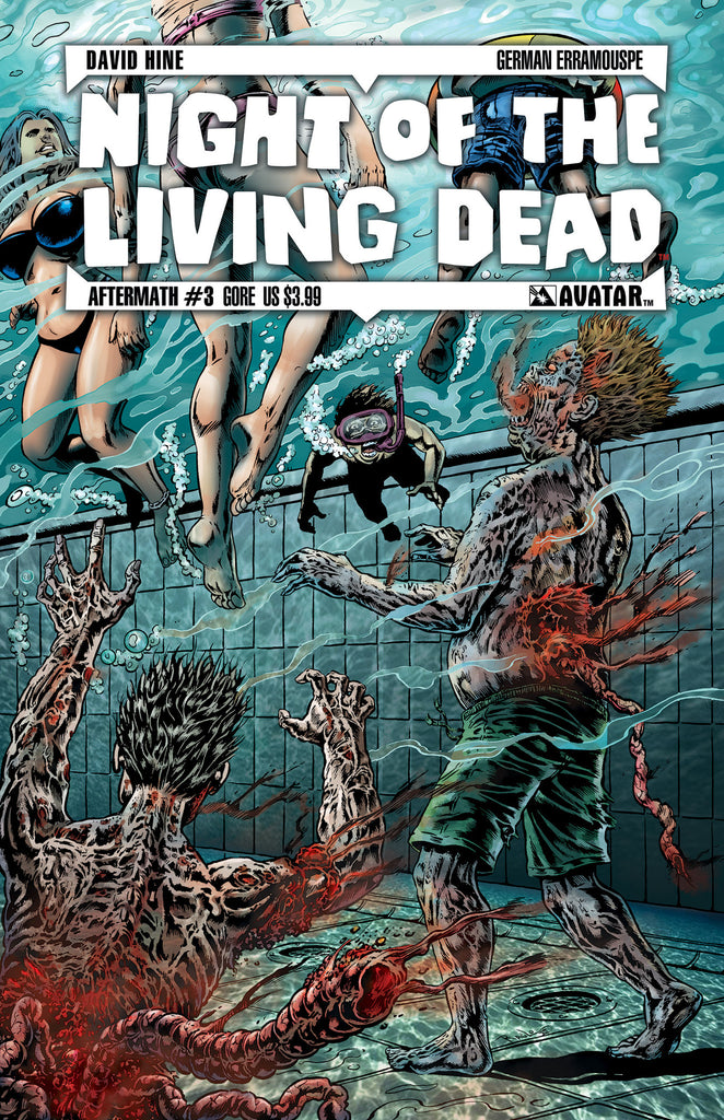 NIGHT OF THE LIVING DEAD: AFTERMATH #3 GORE CVR