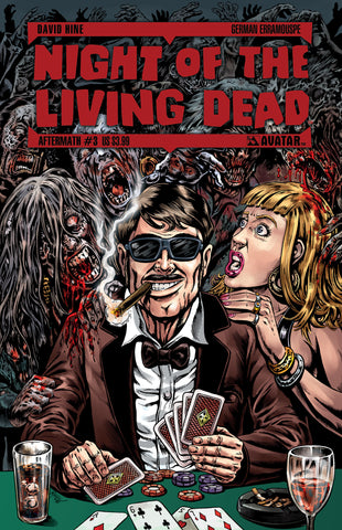 NIGHT OF THE LIVING DEAD: AFTERMATH #3 - Digital Copy