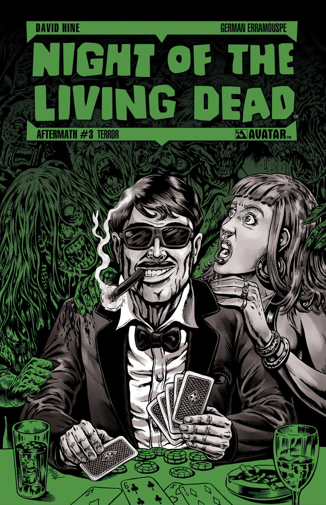 NIGHT OF THE LIVING DEAD: AFTERMATH #3 TERROR ORDER INCENTIVE CO