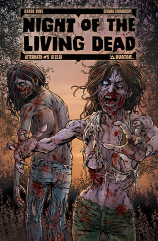 NIGHT OF THE LIVING DEAD: AFTERMATH #5 - Digital Copy