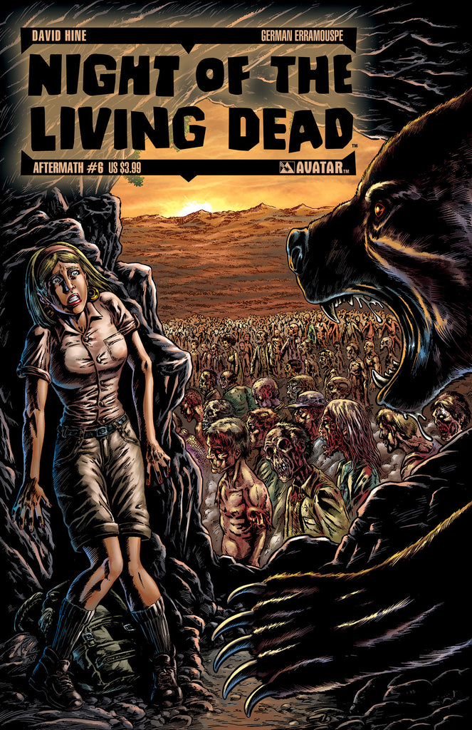 NIGHT OF THE LIVING DEAD: AFTERMATH #6 - Digital Copy