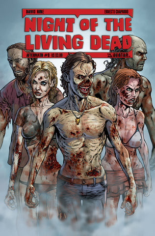 NIGHT OF THE LIVING DEAD: AFTERMATH #8 - Digital Copy