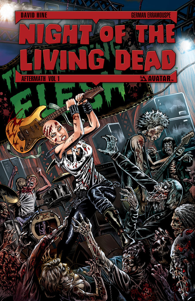 NIGHT OF THE LIVING DEAD AFTERMATH VOLUME 01 TPB