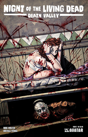 NIGHT OF THE LIVING DEAD: Death Valley #2 - Digital Copy