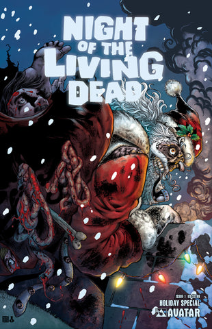 NIGHT OF THE LIVING DEAD Holiday Special #1 - Digital Copy